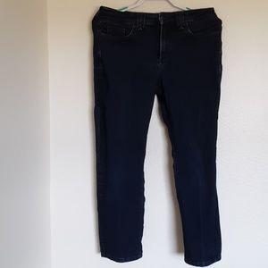 NYDJ Jeans  Size 8 Straight Leg